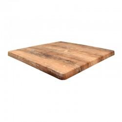 PLATEAU DE TABLE TOPALIT 70X70