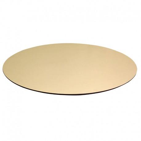 PLATEAU DE TABLE MESA Ø60