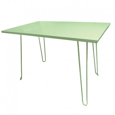 TABLE RECTANGLE BISCAROSSE