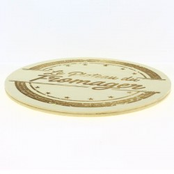 BOSCO FROMAGER PLATEAU ROND Ø 25 CM