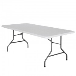 TABLE RECTANGLE HDPE NIMES 198X90X74