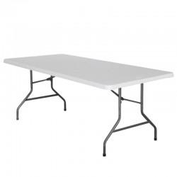 TABLE RECTANGLE HDPE NIMES 198X90X74