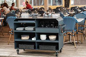 desserte mobilier de service equipement online